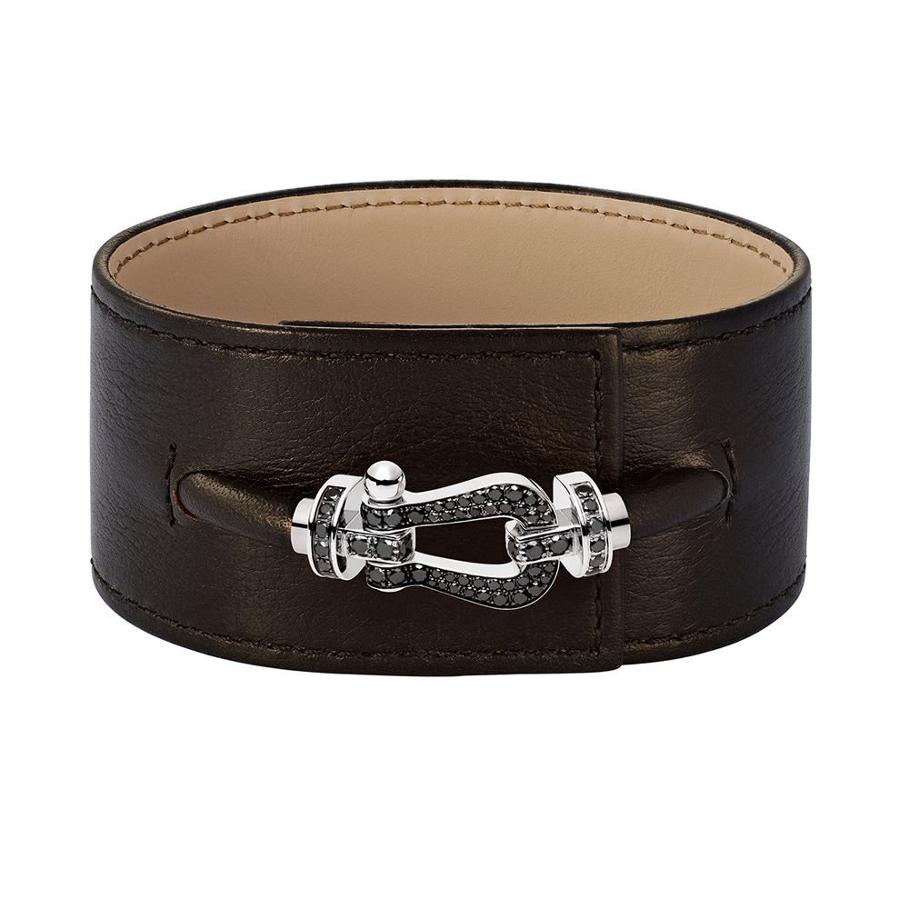 Brazalete FRED Force 10 Oro gris