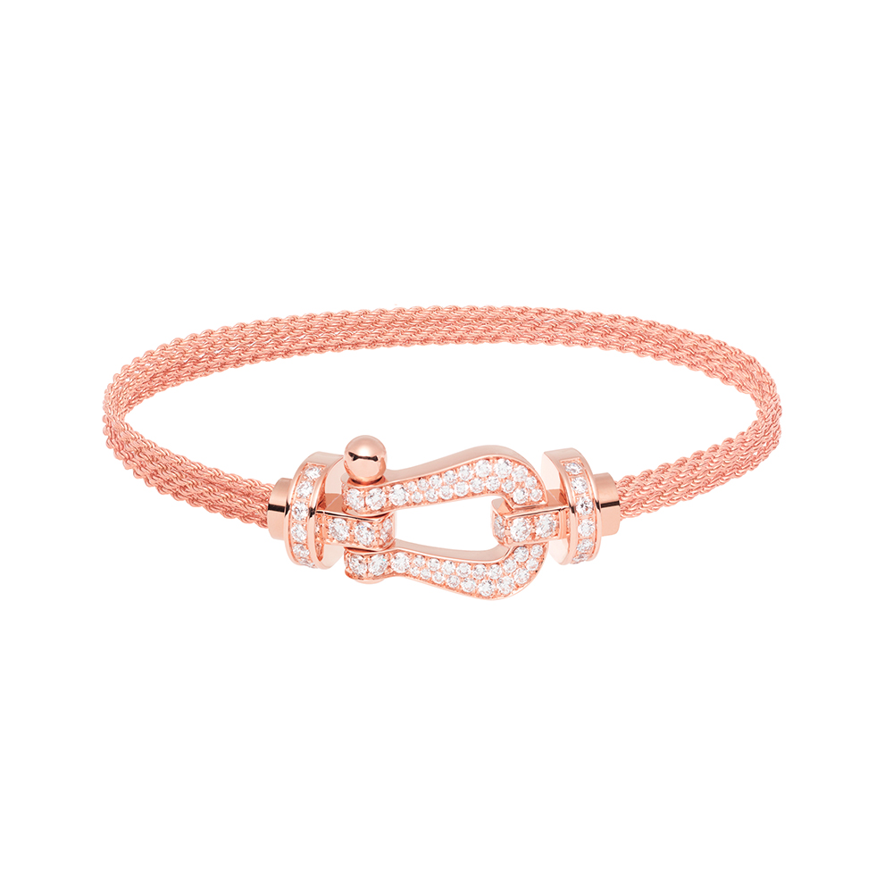 Brazalete FRED Force 10 Oro rosa
