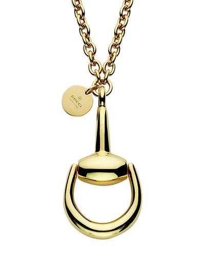Gucci - Colgante - Colección Horsebit