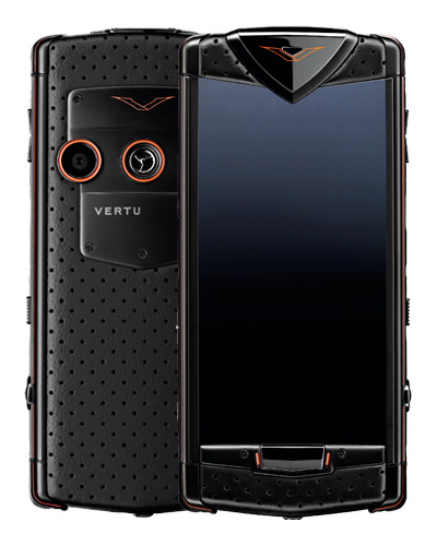 Vertu Constellation Neon Orange