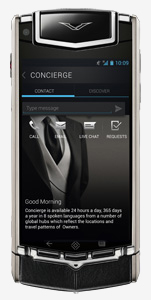 Vertu Concierge Black BG