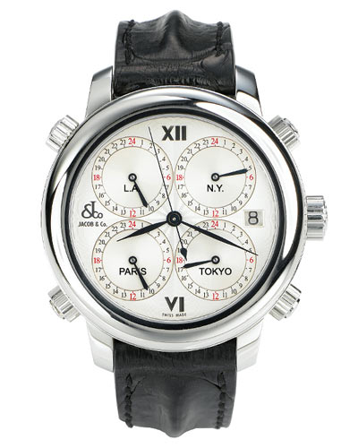 Time Zone Automatic H 24SSW