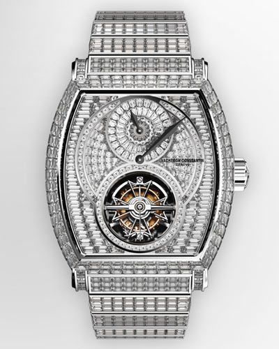 Malte Tourbillón Regulador