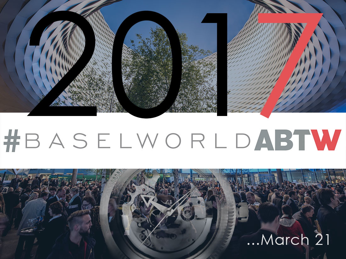 Feria Baselworld 2017