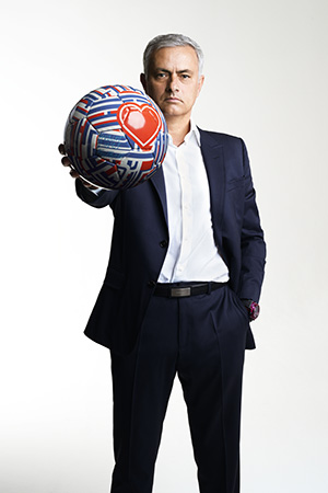 Jose Mourinho - Hublot Loves Football