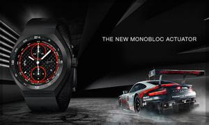 Porsche Design y Actuador en Baselword 2017