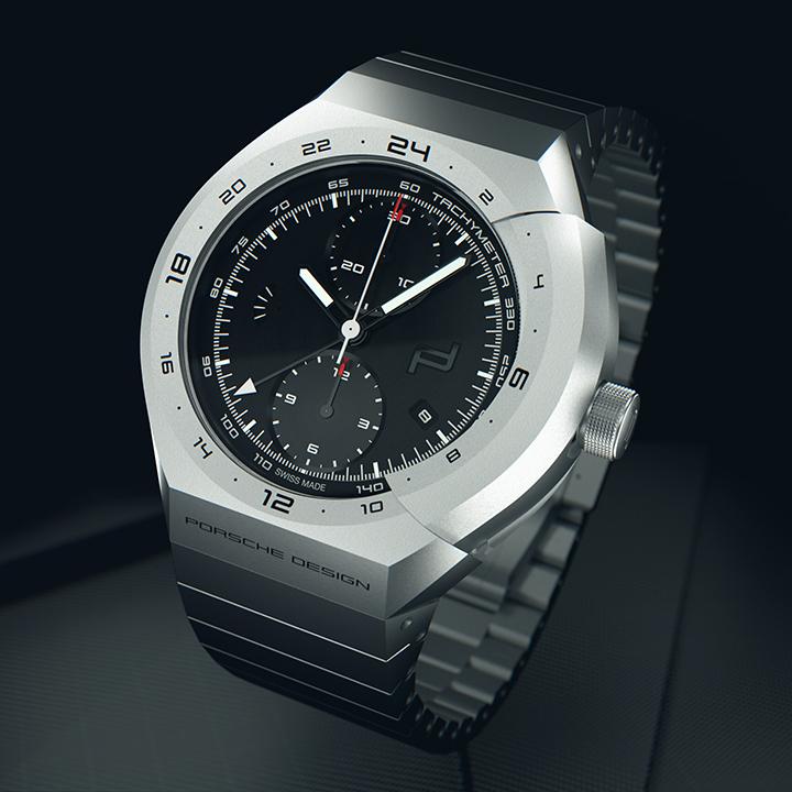 Porsche Design Actuador Monobloc GMT
