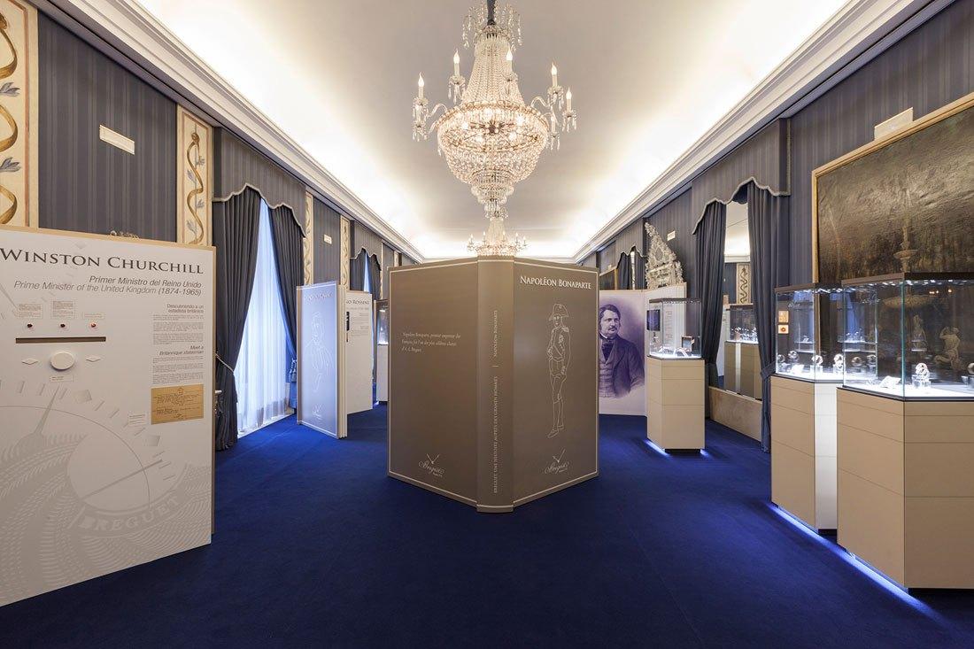Breguet y la historia en el teatro real de madrid amaya for Telefono oficinas real madrid