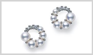 El prestigioso cultivador de perlas japonés Mikimoto presenta su nueva colección Wonderland