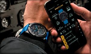 Breitling reinventa el reloj conectado con su Exospace B55
