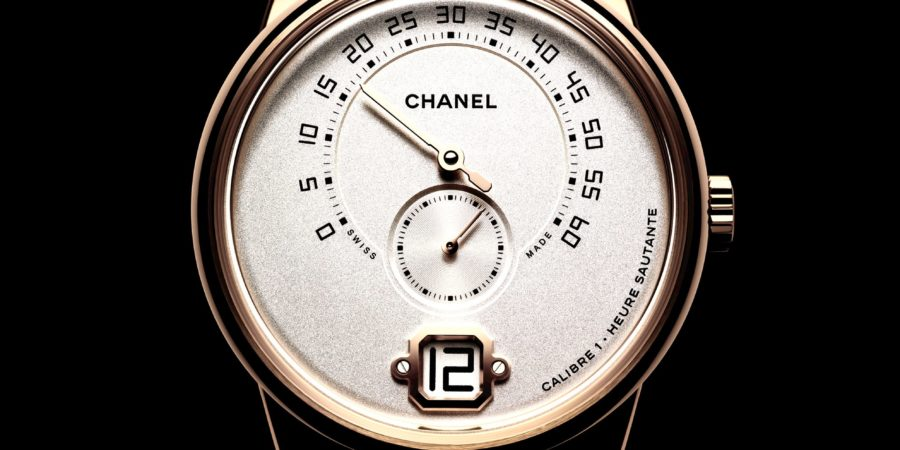 Chanel - Reloj Monsieur