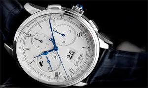 Nuevo cronógrafo Senator Chronograph Panorama Date de Glashütte