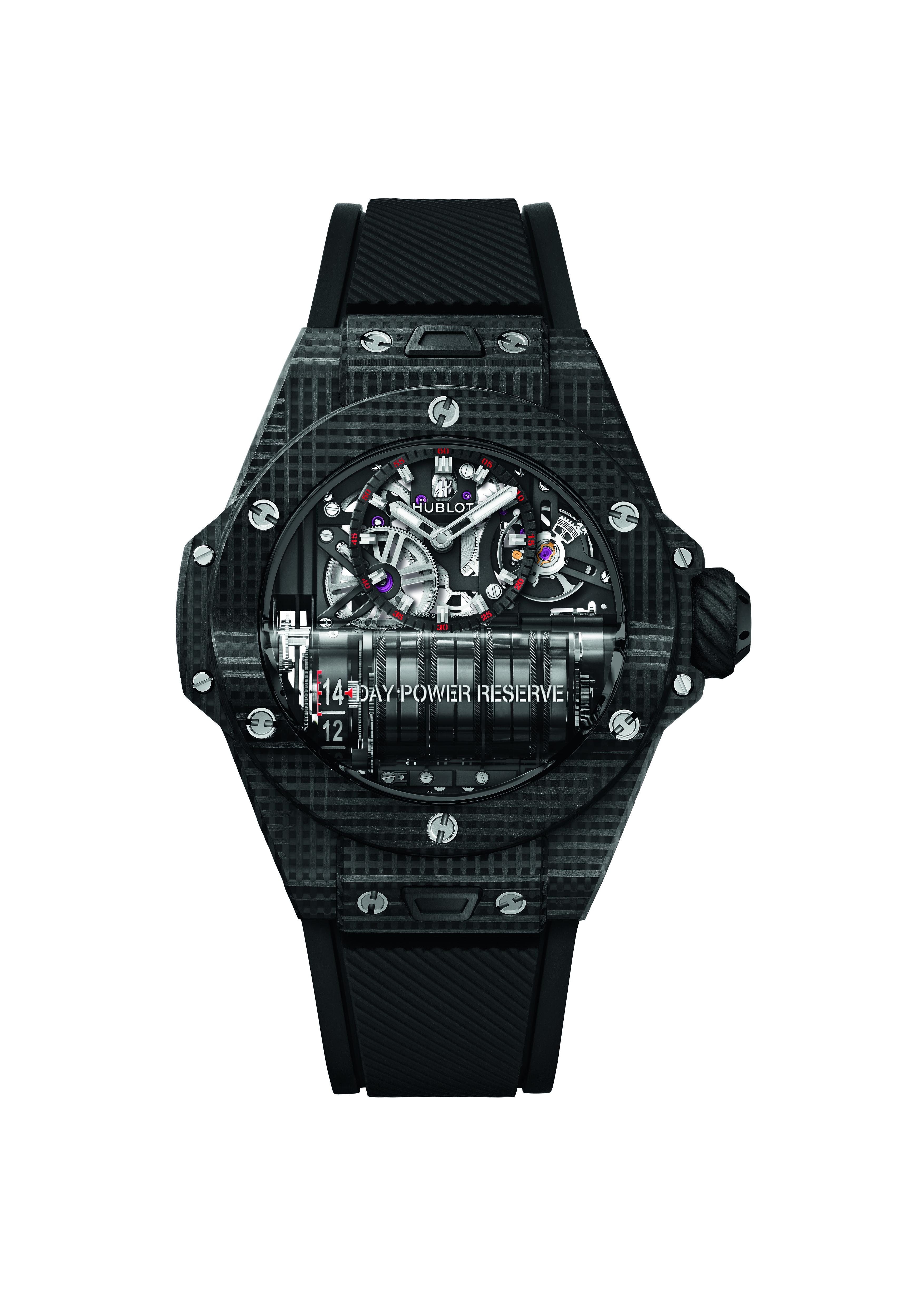 Hublot Big Bang MP-11 All Black