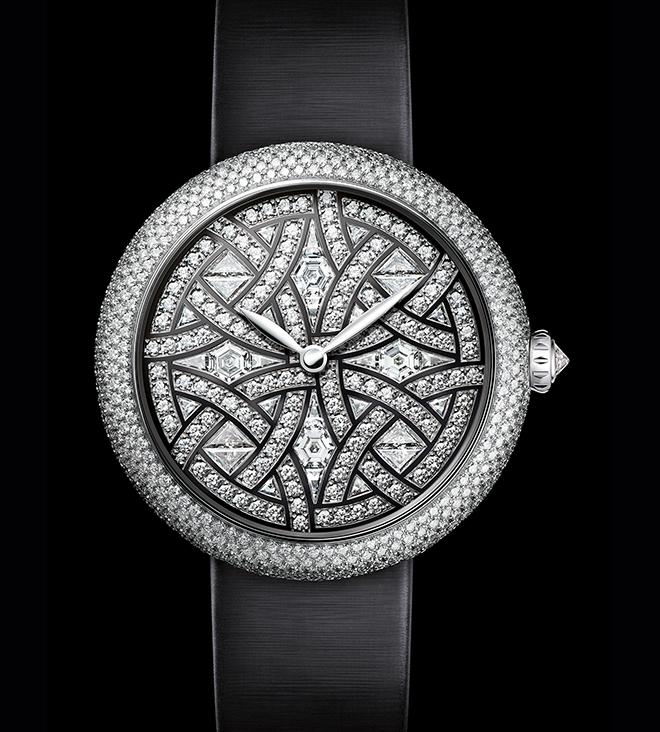 Chanel - Reloj Mademoiselle Privé Decoración Aubazine