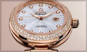 Nuevo reloj de mujer Omega Ville Ladymatic
