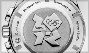 Omega y los Juegos Olímpicos 2012