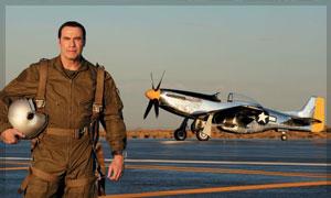 John Travolta y Breitling volando juntos