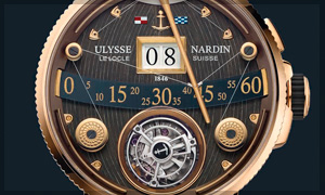 Ulysse Nardin Marine Grand Deck Tourbillon