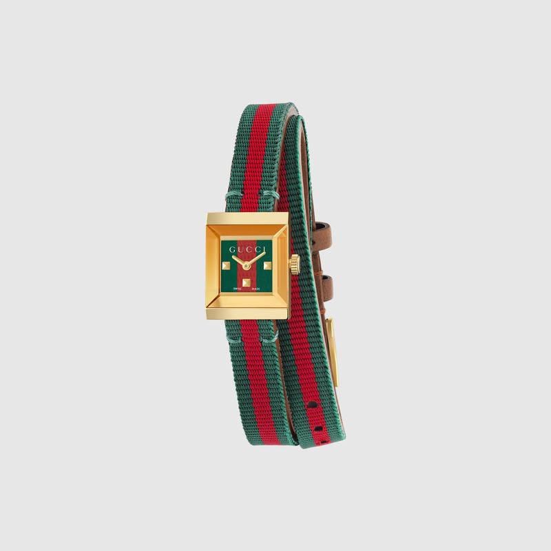 Reloj Gucci G-Frame de Corea