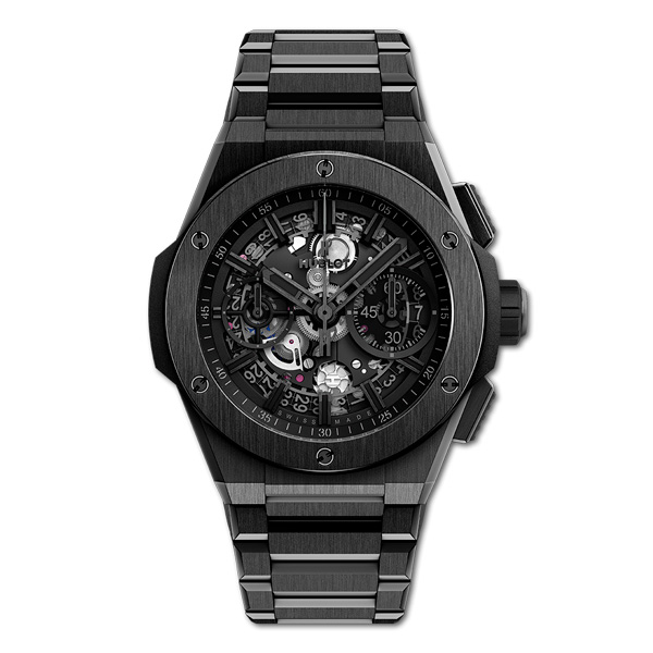 Hublot - Integral All Black