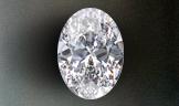 Talla Ovalado de los diamantes