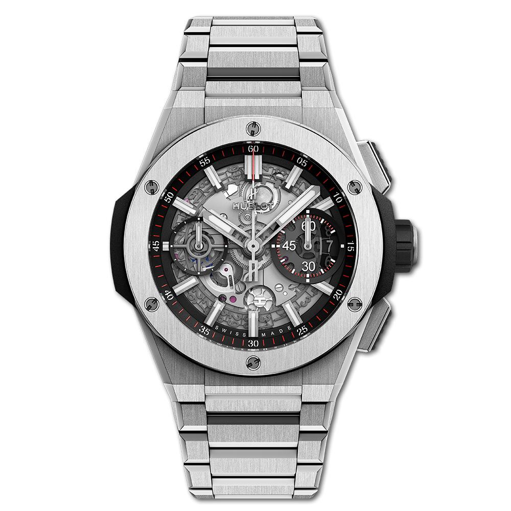 Reloj Hublot – Integral Titanium 42 - Amaya Joyeros