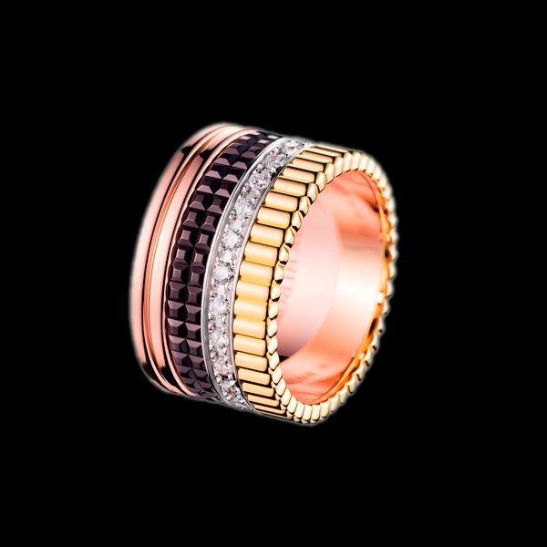 Boucheron – Quatre Classique Large Ring - Amaya Joyeros, Alta Joyería