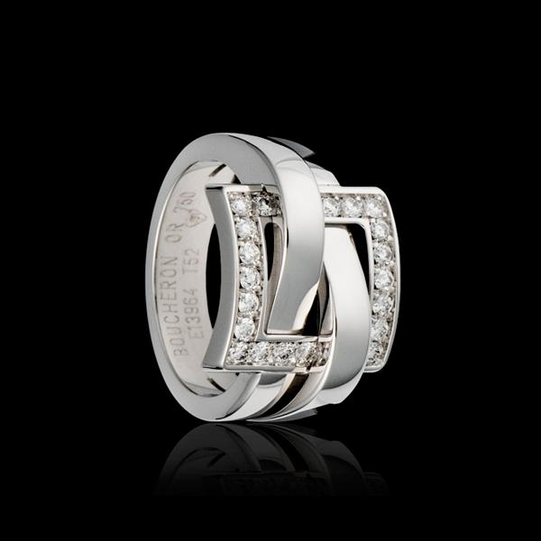 Boucheron – Déchaînée Ring - Amaya Joyeros, Alta Joyería