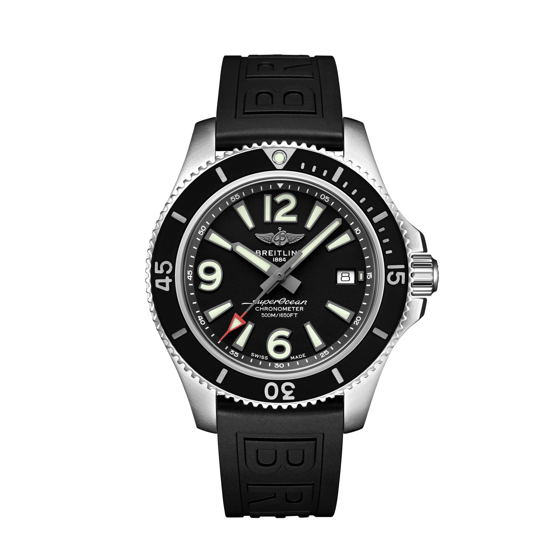 Reloj Breitling – Superocean Automatic 42 - Amaya Joyeros