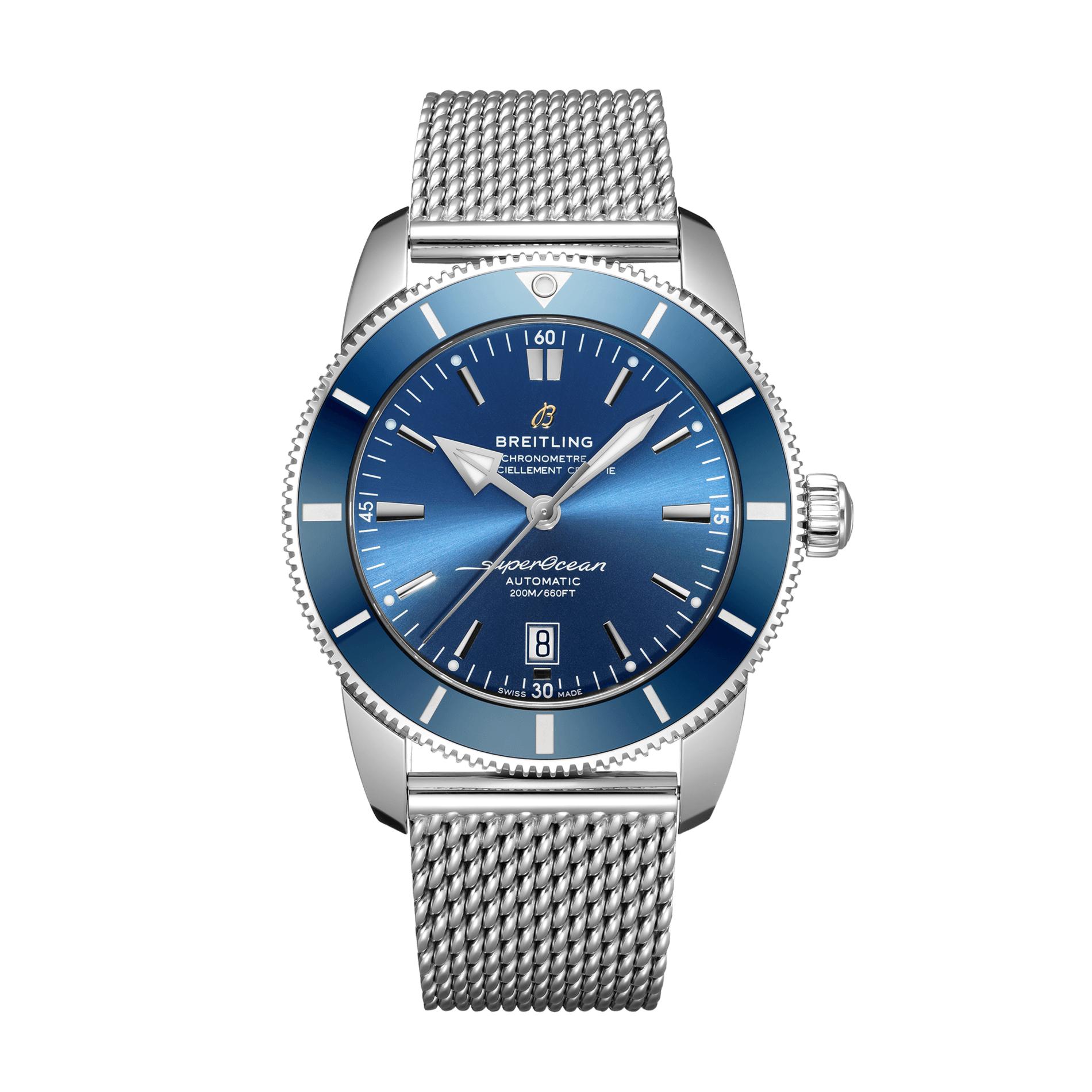 Reloj Breitling – Superocean Heritage B20 Automatic 46 - Amaya Joyeros