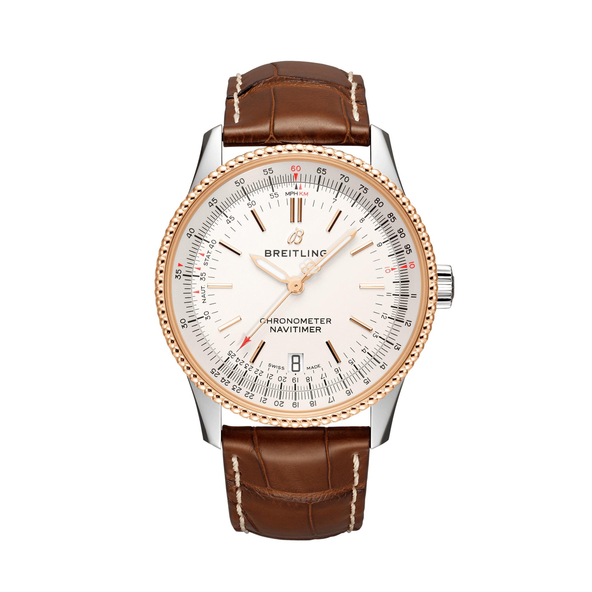Reloj Breitling – Navitimer 8 Chronograph 43 - Amaya Joyeros