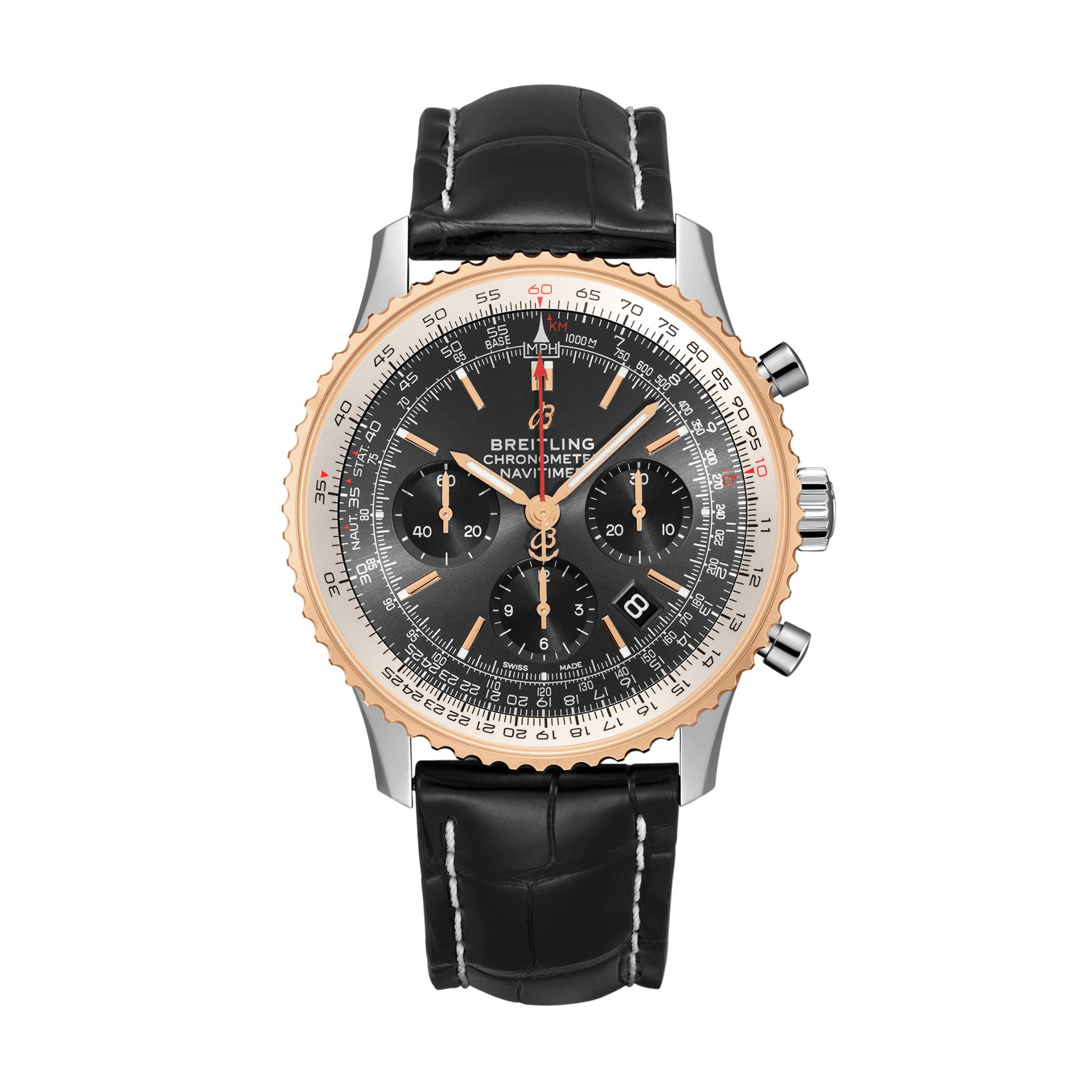 Reloj Breitling – Navitimer 1 B01 Chronograph - Amaya Joyeros