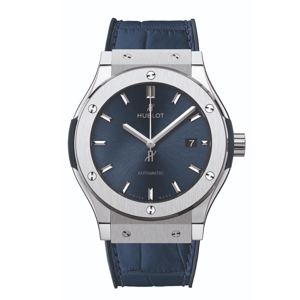Reloj Hublot – Classic Fusion Blue 42 - Amaya Joyeros