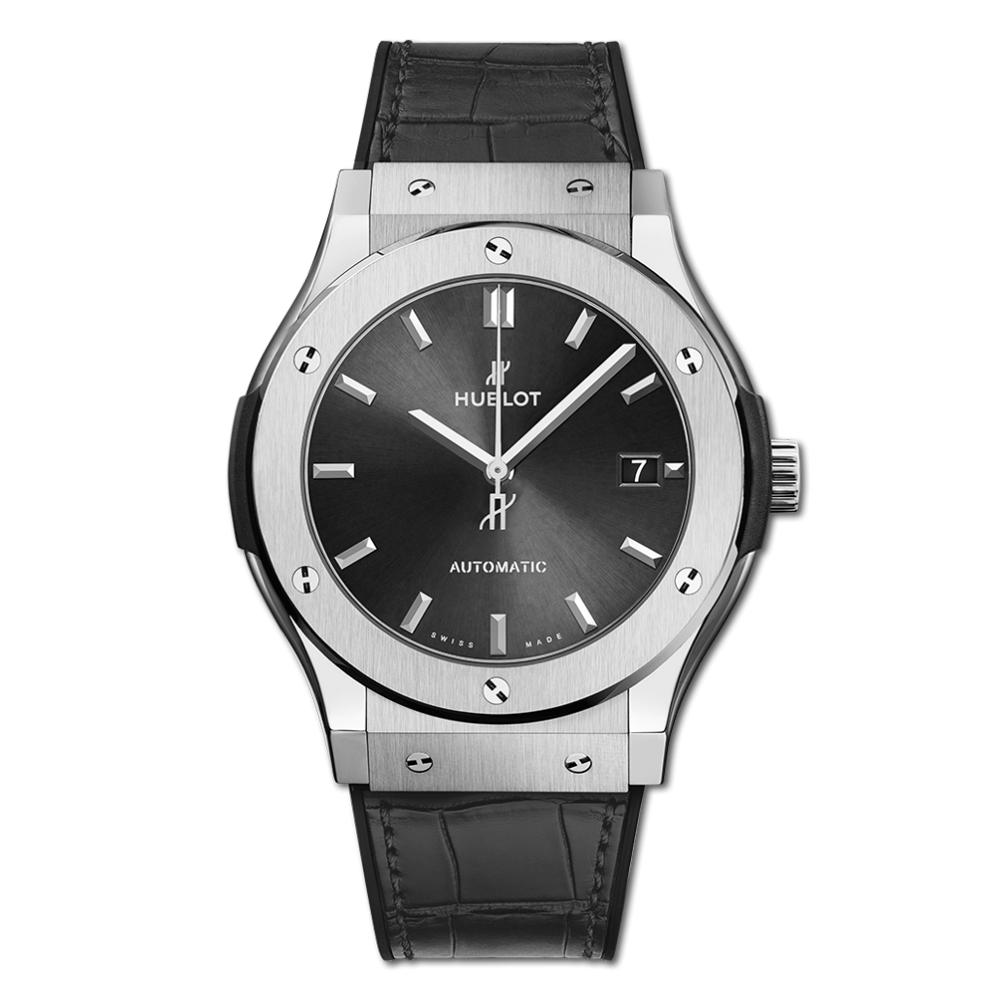 Reloj Hublot – Classic Fusion Titanio 38 - Amaya Joyeros