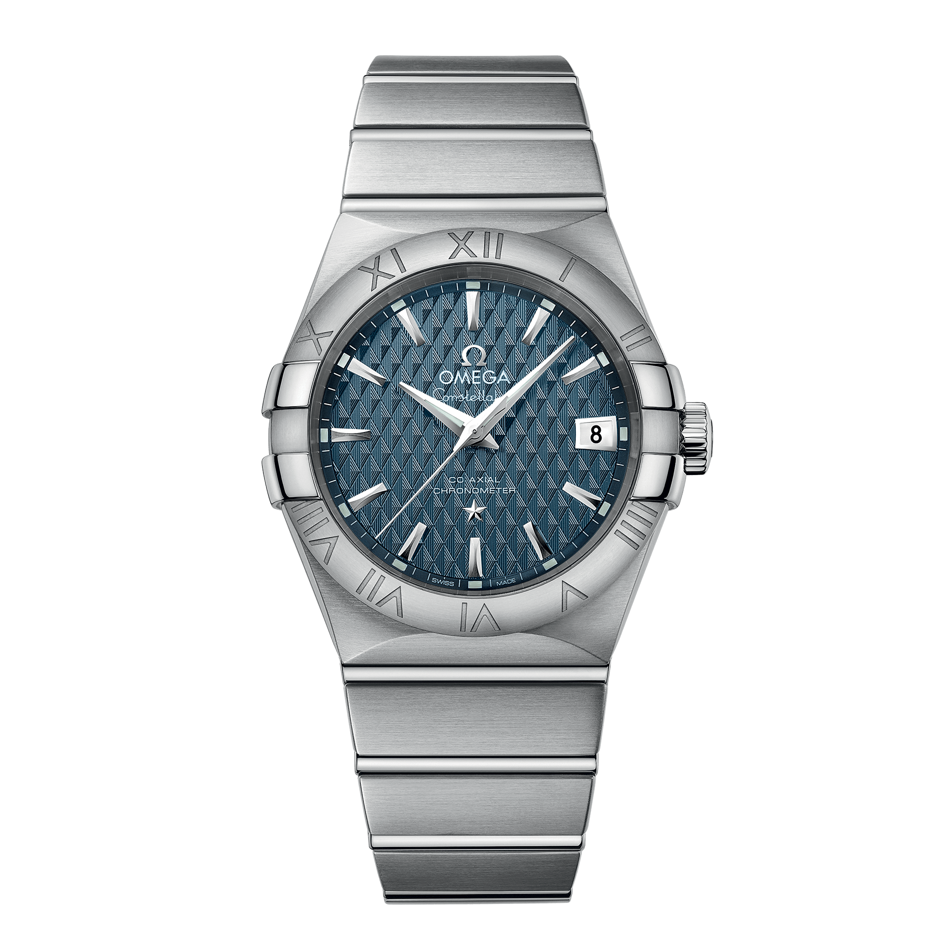 Reloj Omega – Constellation Co-Axial 38 - Amaya Joyeros