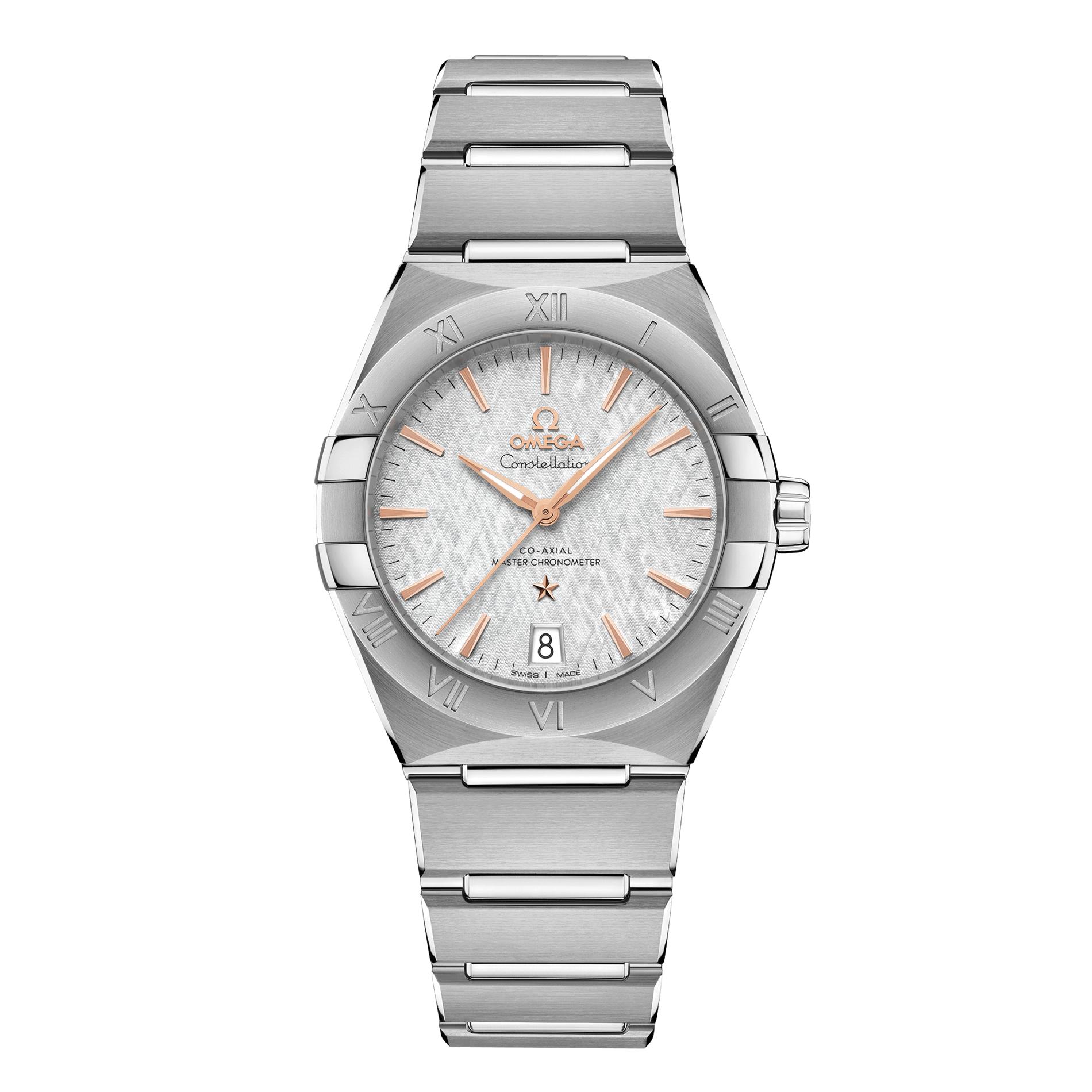 Reloj Omega – Constellation Co-Axial Master Chronometer 36 - Amaya Joyeros