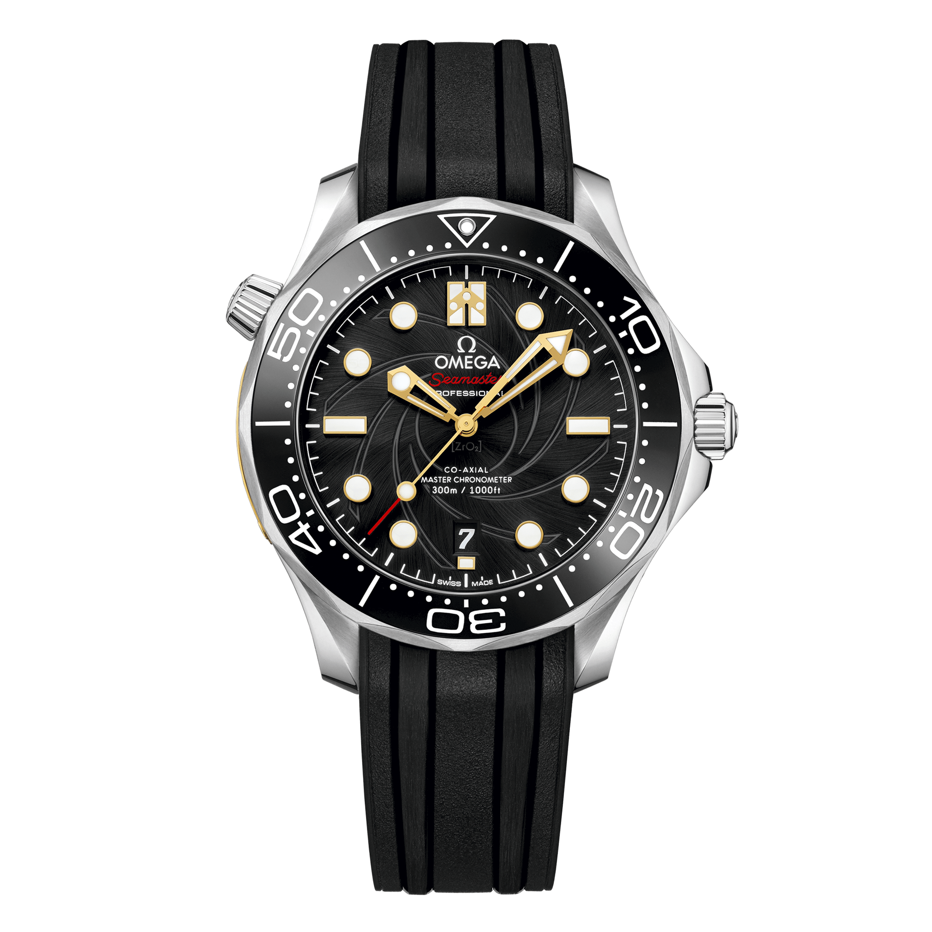 Reloj Omega – Diver 300M CoAxial Master Chronometer 42 «James Bond» Edición Limitada - Amaya Joyeros