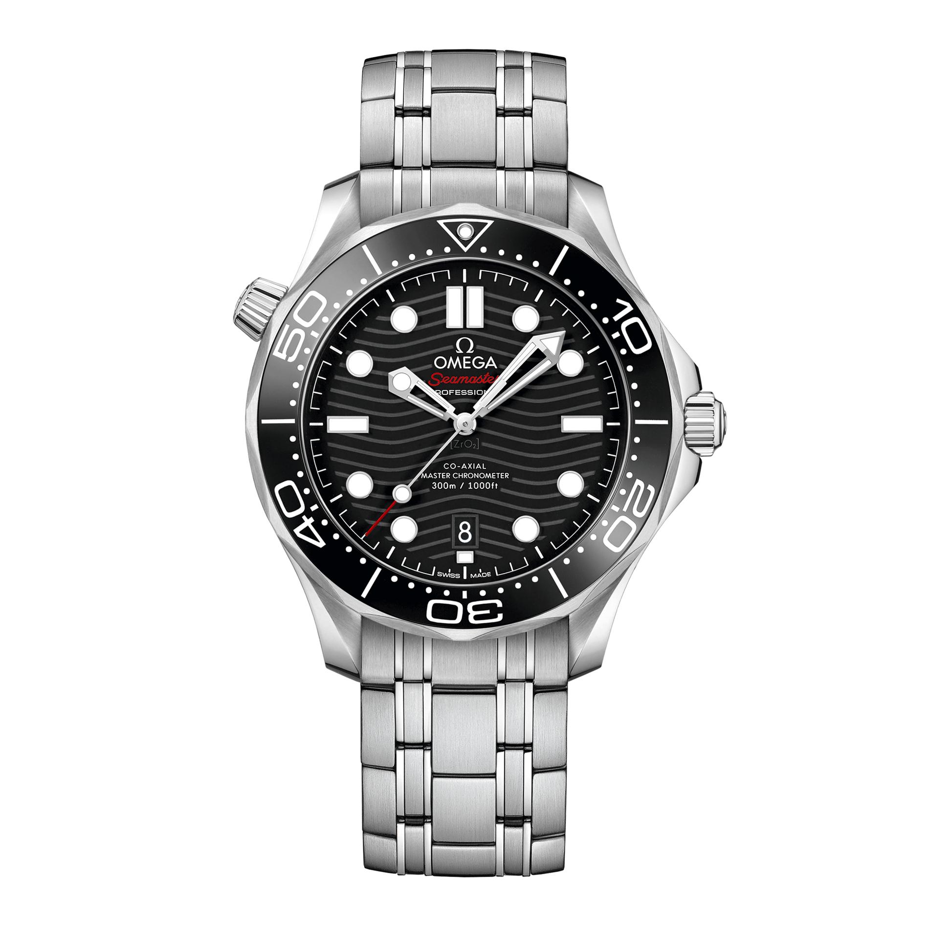 Reloj Omega – Diver 300M CoAxial Master Chronometer 42 - Amaya Joyeros