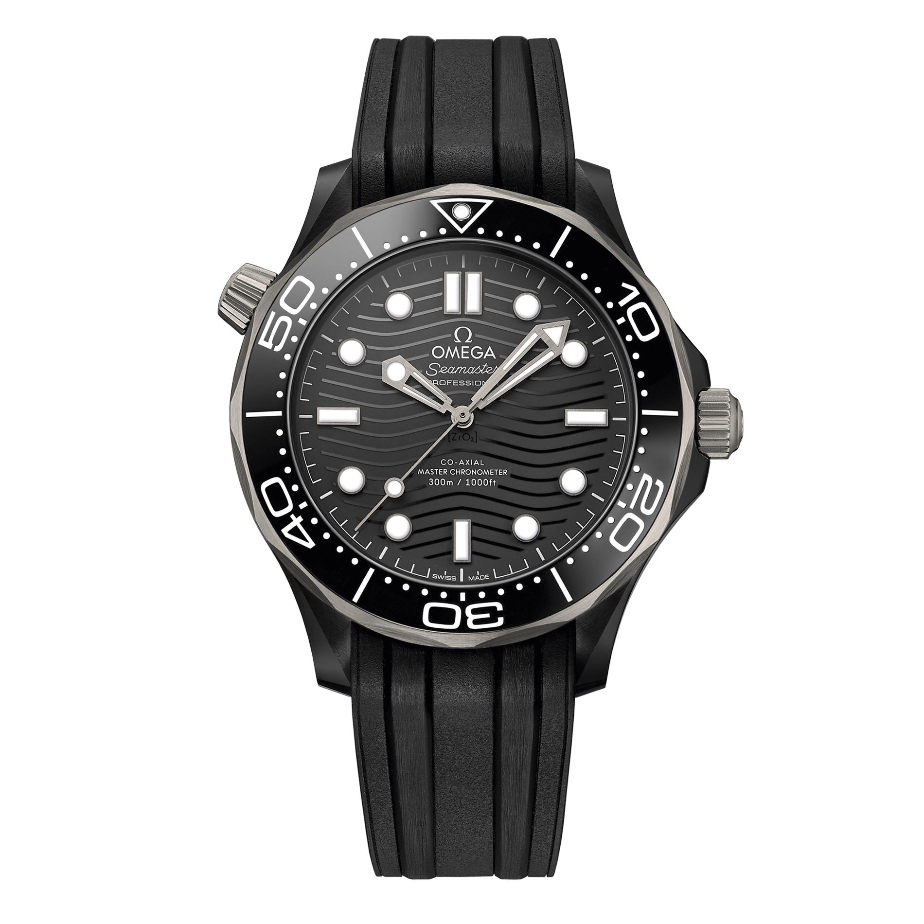 Omega - Diver 300M CoAxial Master Chronometer 43,5