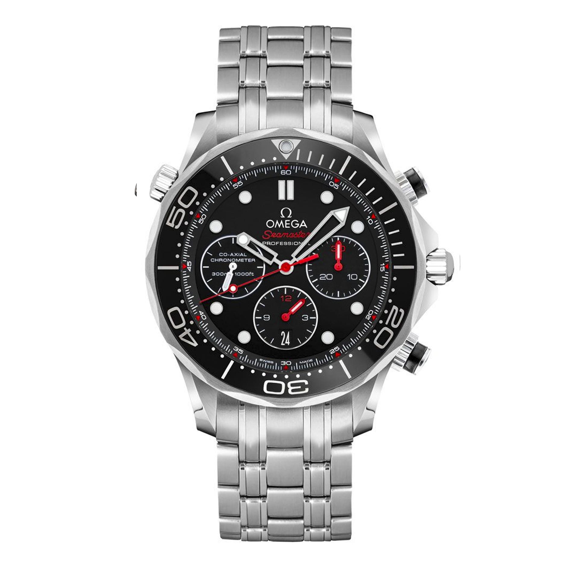 Reloj Omega – Diver 300M CoAxial Chronograph 41,5 - Amaya Joyeros