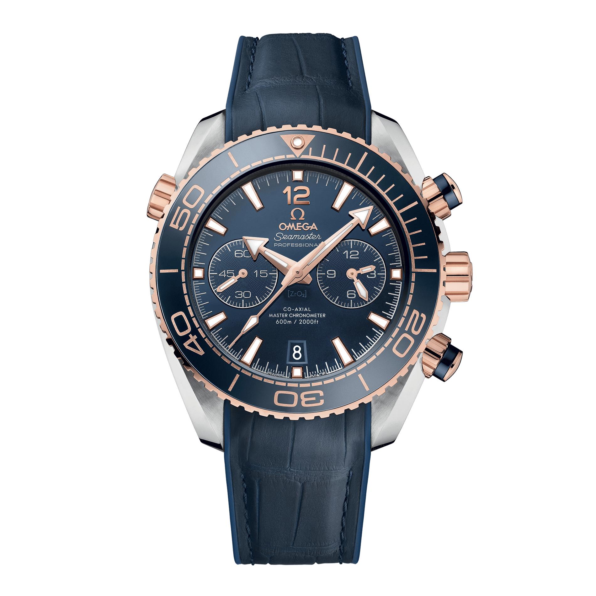 Reloj Omega – Planet Ocean 600M CoAxial Master Chronometer Chronograph 45,5 - Amaya Joyeros