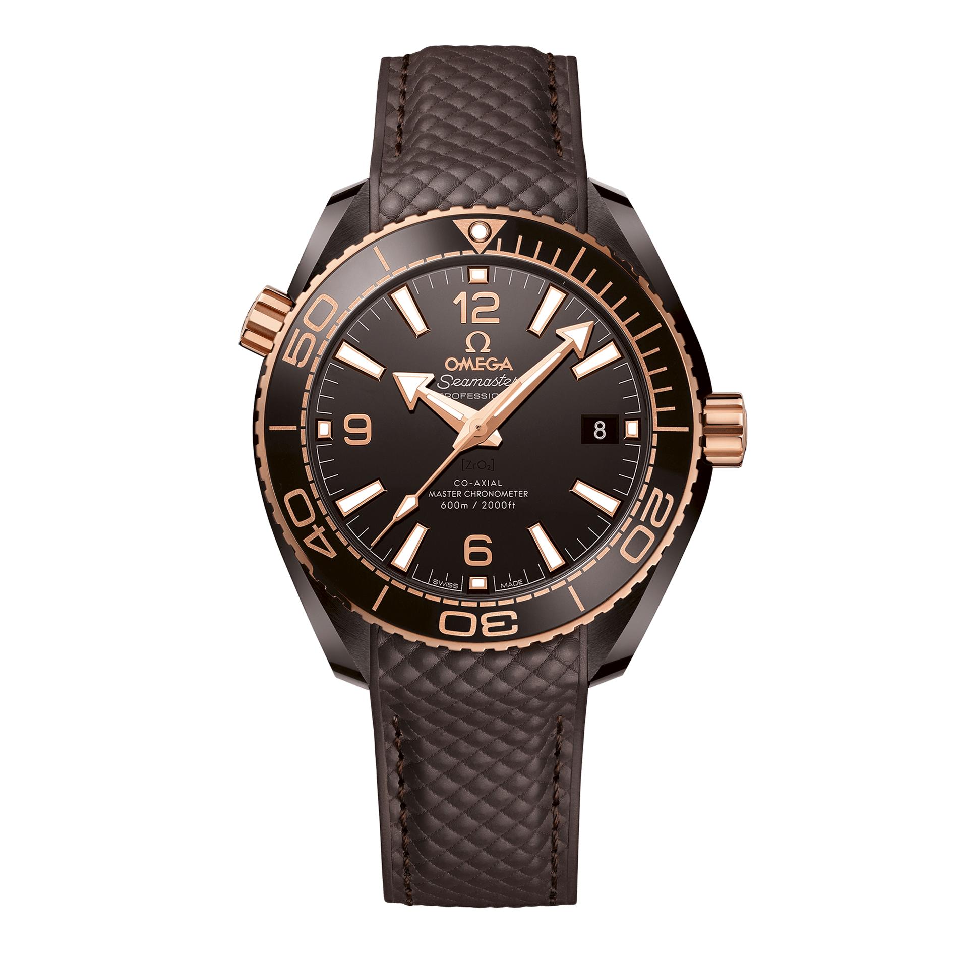 Omega - Planet Ocean 600M CoAxial Master Chronometer 39,5