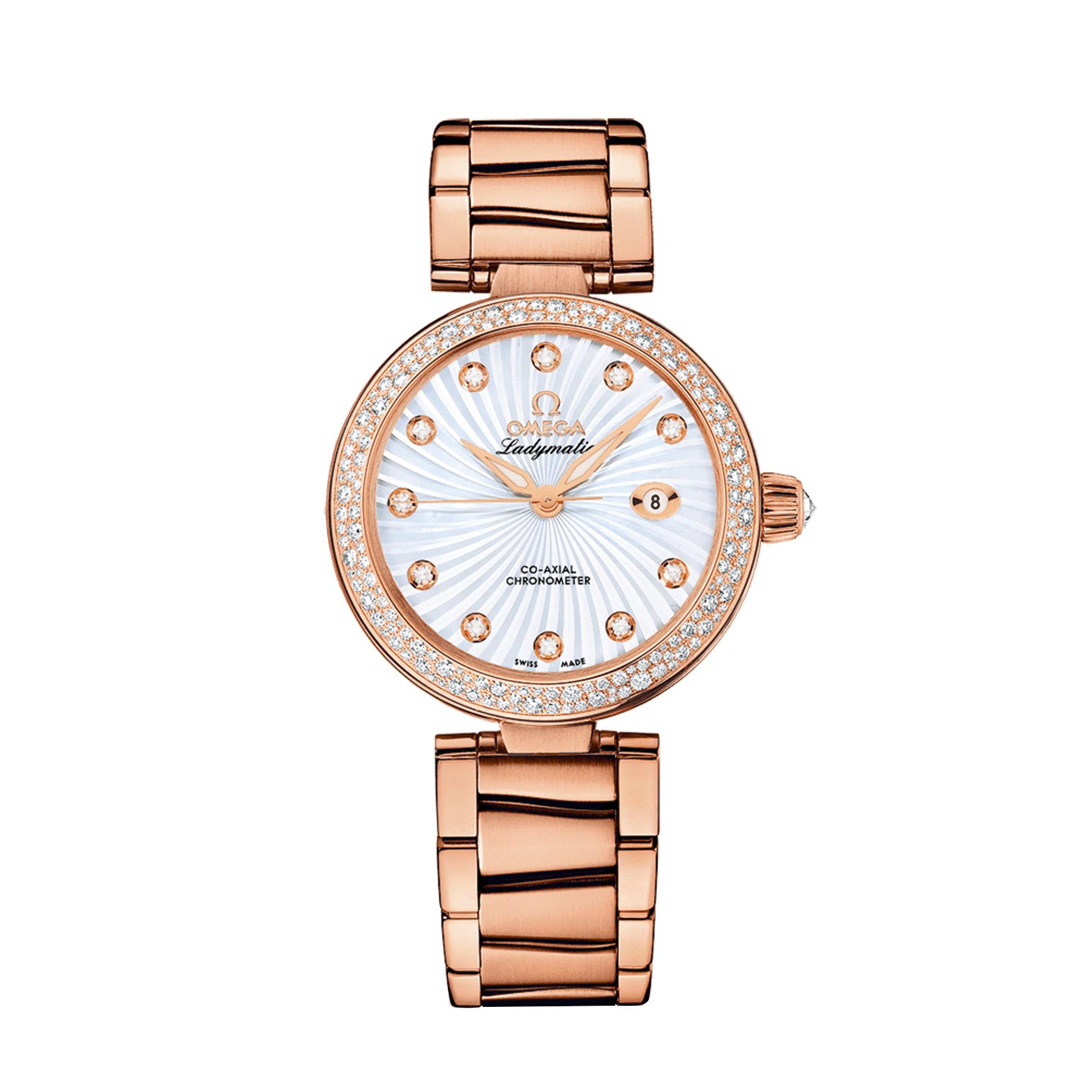 Reloj Omega – Ladymatic CoAxial 34 - Amaya Joyeros