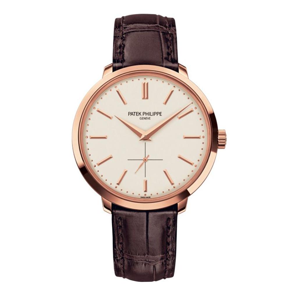 Reloj Patek Philippe – Calatrava Rose Gold 5123R-001 - Amaya Joyeros