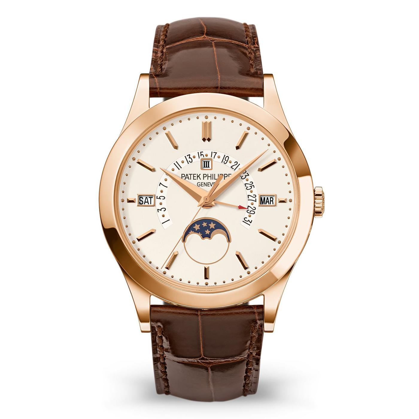 Reloj Patek Philippe – Calendario Perpetuo Fecha Retrógrada 5496R-001 - Amaya Joyeros