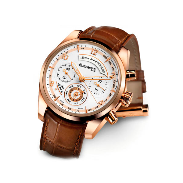 Reloj Eberhard – Chronographe 120Ème Anniversaire - Amaya Joyeros