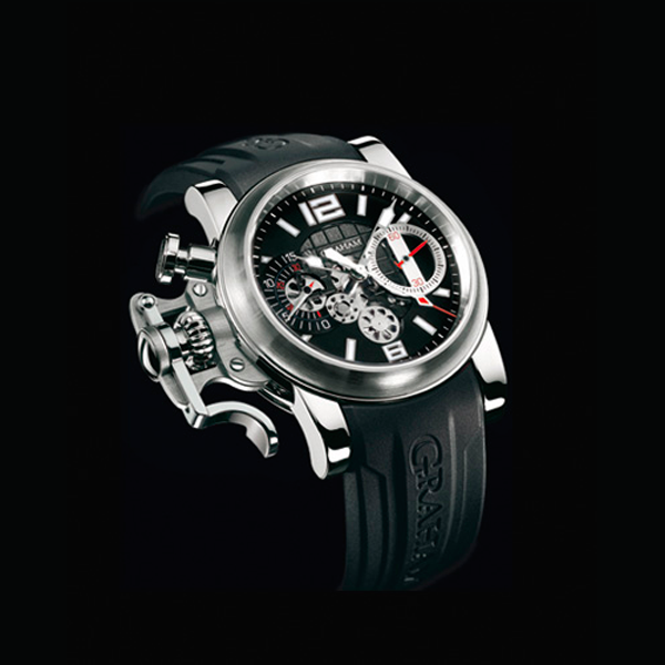 Reloj Graham – RAC Chronofighter - Amaya Joyeros
