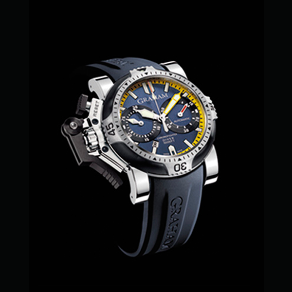 Reloj Graham – Chronofighter Oversize Diver - Amaya Joyeros