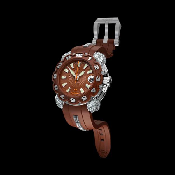 Reloj Nubeo – Black Jellyfish 36 - Amaya Joyeros