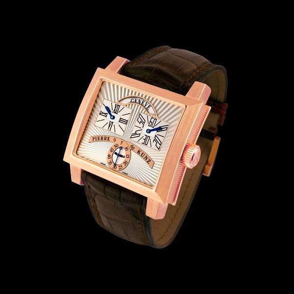 Reloj Pierre Kunz – Gran Complication N 018 SVR - Amaya Joyeros
